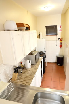 Family Suite - Kitchenette