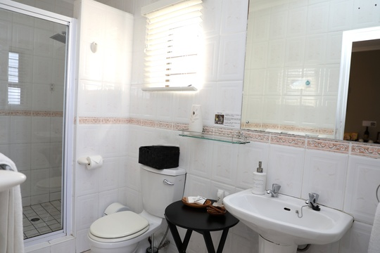 Standard Double Room #5 - bathroom