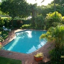 Swimming pool, Kingston Place Guesthouse