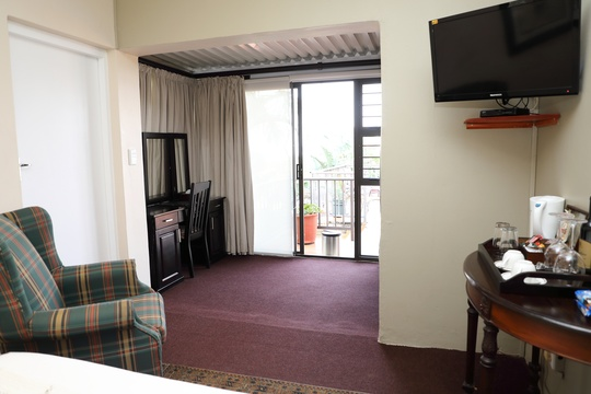 Standard Double Room #5 with sea view